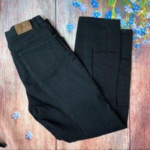Lauren Jeans Co. Ralph Lauren Black Jeans Size 10
